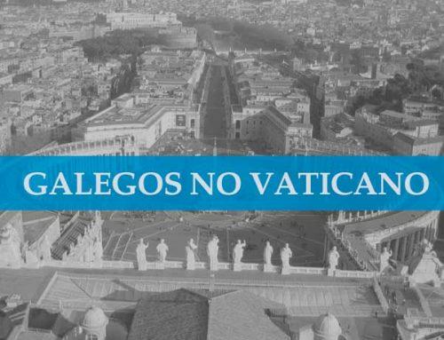Gallegos en el Vaticano